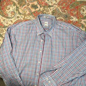 Peter Millar button-up shirt size XXL